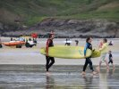Find places to stay in and around Polzeath by the Camel Estuary and Padstow Bay, Cornwall
