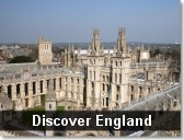 England Visitor & Tourist Guide
