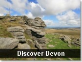 Devon Visitor & Tourist Guide