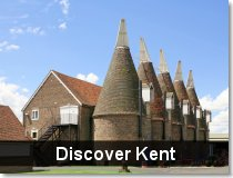 Kent Visitor & Tourist Guide