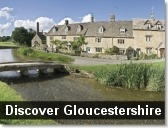 Gloucestershire Visitor & Tourist Guide