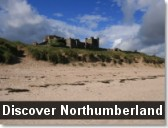 Northumberland Visitor & Tourist Guide