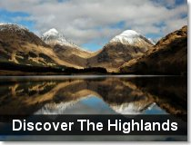 Highland Visitor & Tourist Guide