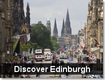 Edinburgh Visitor & Tourist Guide