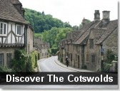 Cotswolds AONB Visitor & Tourist Guide