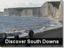 South Downs National Park Visitor & Tourist Guide